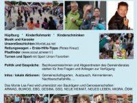Monte Laa Nachbarschaftsfest 2013 Flyer S2 640
