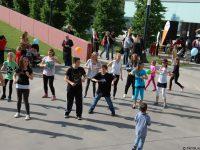 MonteLaa Nachbarschaftstag 7 Tanzschule 20130607 181358 DSC 0980