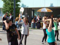 MonteLaa Nachbarschaftstag 7 Tanzschule 20130607 181810 DSC 1007