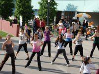 MonteLaa Nachbarschaftstag 7 Tanzschule 20130607 191107 DSC 1124