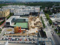 MonteLaa MySky Wien Bauplatz5 Fotos 20150715 1419