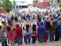 MonteLaa Nachbarschaftstag 3 Campus Chor 20160603 141511