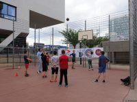 MonteLaa Nachbarschaftstag 5 Sport Basketball 20160603 153635