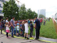 MonteLaa Nachbarschaftstag 7 Feuerwehr 20160603 143849