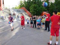 MonteLaa Nachbarschaftstag 2017 6 Sport Basketball Basket2000 20170519 175147