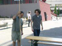 032 Monte Laa Nachbarschaftstag 2009 Vorbereitung