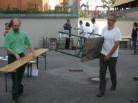 040 Monte Laa Nachbarschaftstag 2009 Vorbereitung