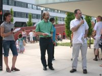 060 Monte Laa Nachbarschaftstag 2009 Fest Eroeffnung