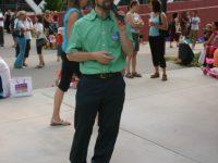 075 Monte Laa Nachbarschaftstag 2009 Fest Eroeffnung