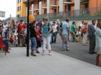 090 Monte Laa Nachbarschaftstag 2009 Fest Eroeffnung