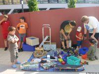160 Monte Laa Nachbarschaftstag 2009 Flohmarkt