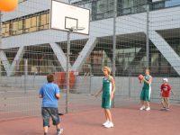 200 Monte Laa Nachbarschaftstag 2009 Basketball
