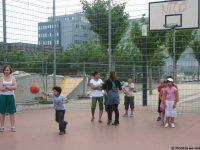 205 Monte Laa Nachbarschaftstag 2009 Basketball