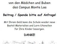 20111213 Campus Schule Adventfest 2011 Kunstwerke