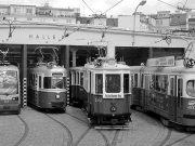 Strassenbahn 49erRemise