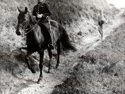 Polizist Am Laaer Berg. 1940er Jahre
