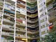 Gemeindebau Balkone