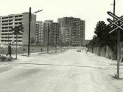 Laaerbergstraße Andreaskreuz Um 1970